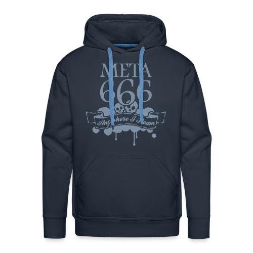 meta666 - Men's Premium Hoodie