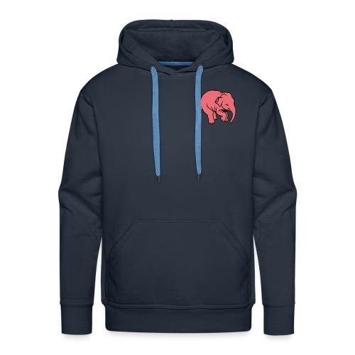 DT olifant - Mannen Premium hoodie