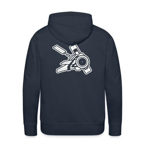 Another Design - Sweat-shirt à capuche Premium pour hommes