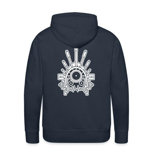 Ritual - Sweat-shirt à capuche Premium pour hommes