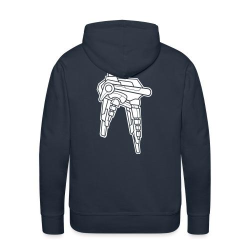Pilot - Sweat-shirt à capuche Premium pour hommes
