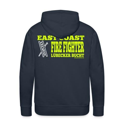 EastCoast Fire Fighter - Männer Premium Hoodie