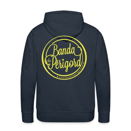 Banda Du Périgord - Sweat-shirt à capuche Premium pour hommes