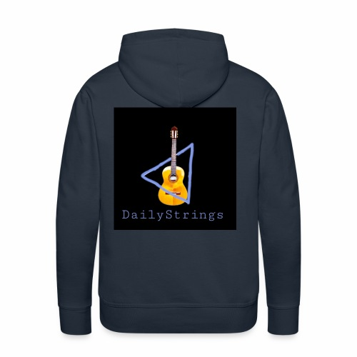 DailyStrings2k18 - Men's Premium Hoodie