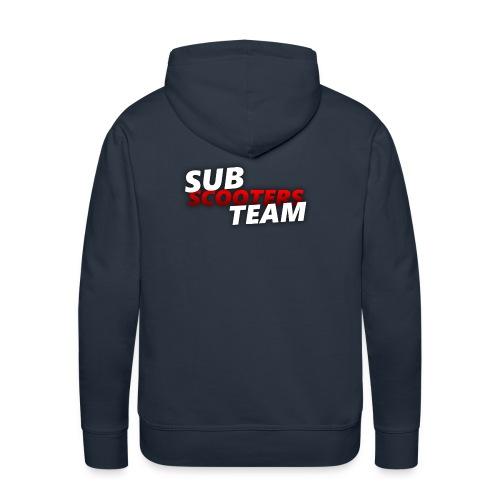 SST3 - Mannen Premium hoodie