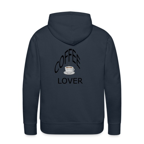 COFFEE lovers - Men's Premium Hoodie