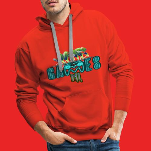 JairGames NL merch - Mannen Premium hoodie