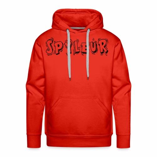 vanadium spyleur - Sweat-shirt à capuche Premium pour hommes