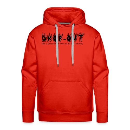 Dropout - Männer Premium Hoodie