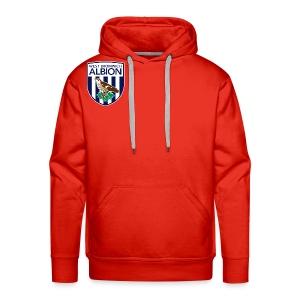 West Bromwich Albion Official Merchandise - Men's Premium Hoodie