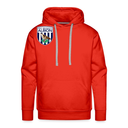 West Bromwich Albion Official Merchandise - Men's Premium Hoodie