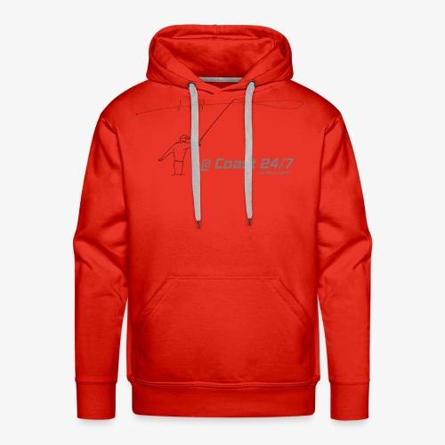 Coast247black - Männer Premium Hoodie