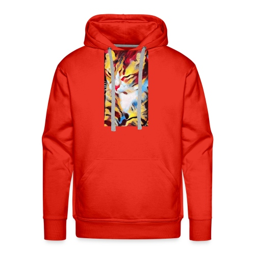 Streetcat Honey - Männer Premium Hoodie