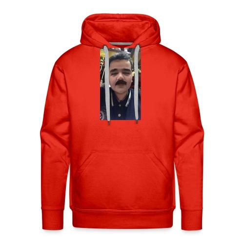 Sosie Pablo Escobar - Sweat-shirt à capuche Premium pour hommes
