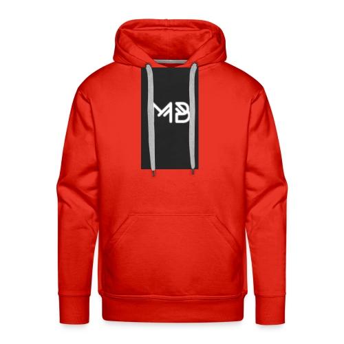 Mb squared - Men's Premium Hoodie