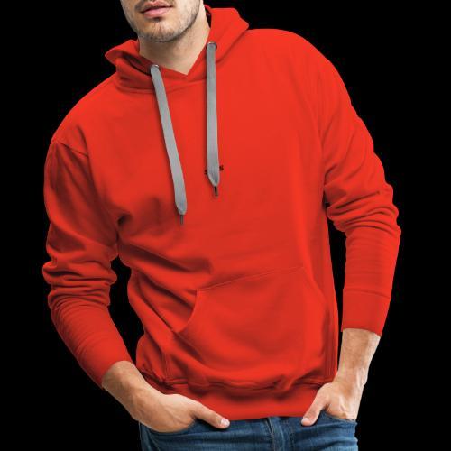 SOOS - Bluza męska Premium z kapturem