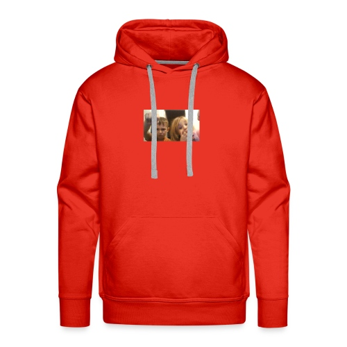 denby fist=nockout - Men's Premium Hoodie