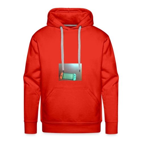 Snapshot 20180707 - Men's Premium Hoodie