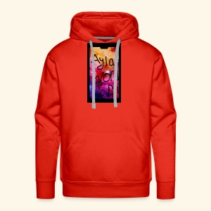 Ayla'z World Galaxy T-Shirt - Men's Premium Hoodie