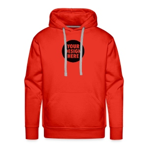 Your Design Here - Männer Premium Hoodie