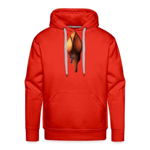 Open shirt - Mannen Premium hoodie