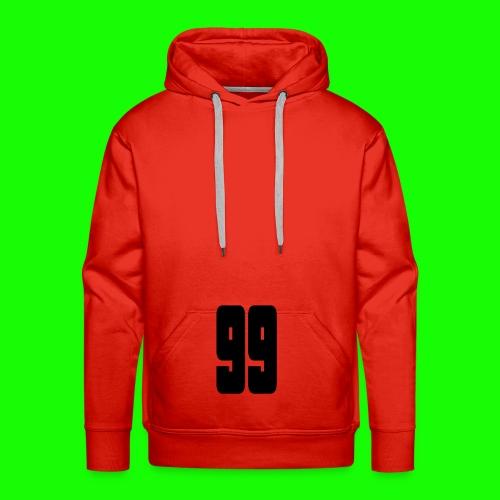99gross - Männer Premium Hoodie