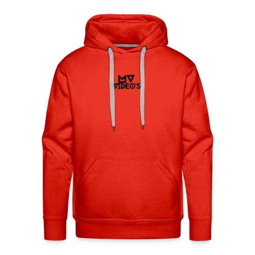 mw video's t-shirt - Mannen Premium hoodie