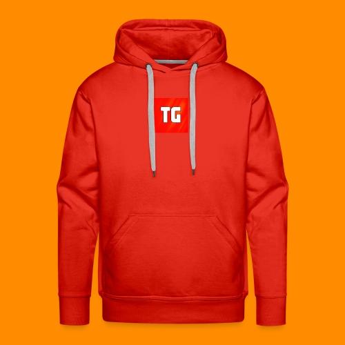 T-Shirt Vrouwen met logo - Mannen Premium hoodie