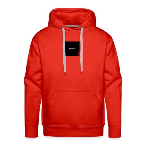 Biffstar's t-shirt - Männer Premium Hoodie