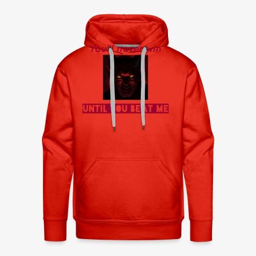 The unbeaten devil - Men's Premium Hoodie