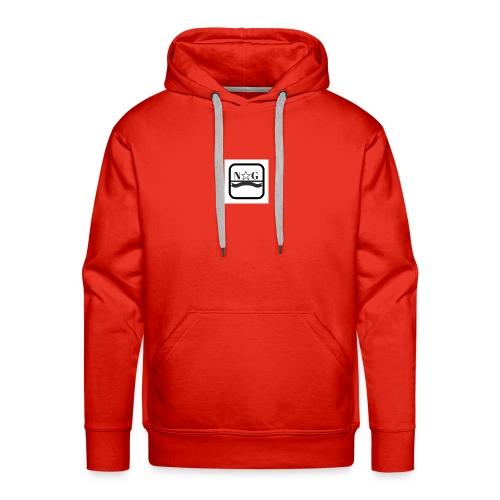 IMG 5581 - Mannen Premium hoodie