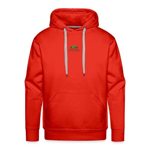 TOS logo shirt - Men's Premium Hoodie