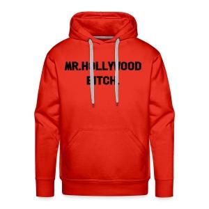 Mr Hollywood - Premium hettegenser for menn