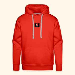 The Red Boss Rayan123dit - Sweat-shirt à capuche Premium pour hommes