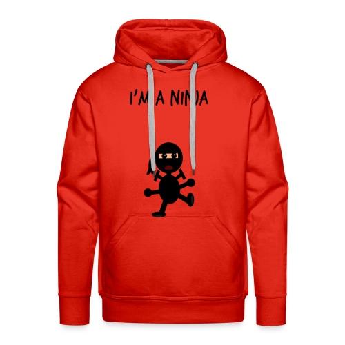 IM A NINJA - Men's Premium Hoodie