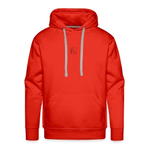 north south east west merch - Men's Premium Hoodie