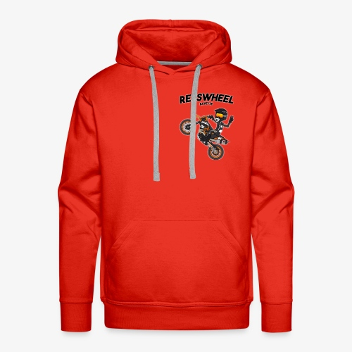 RessWheelShop - Sweat-shirt à capuche Premium pour hommes