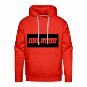 Orlando-Merch - Premium hettegenser for menn