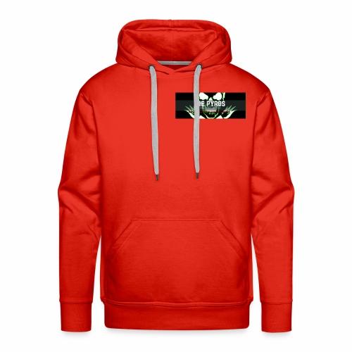 pyro Design - Männer Premium Hoodie