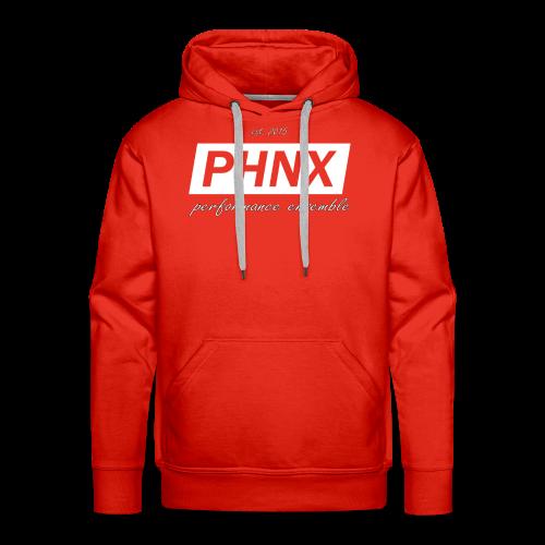 PHNX /#white/ - Männer Premium Hoodie