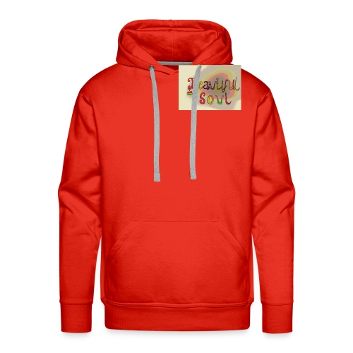 Beautiful soul - Men's Premium Hoodie
