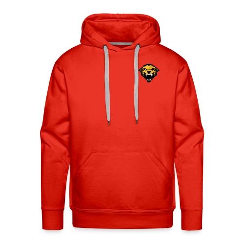 logo trans - Mannen Premium hoodie
