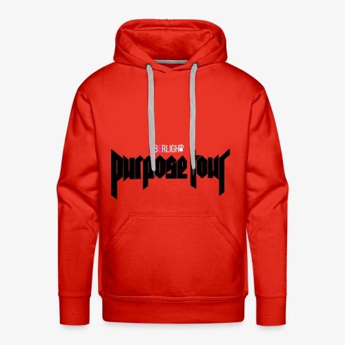 Uberlight Purpose Tour Edition - Men's Premium Hoodie