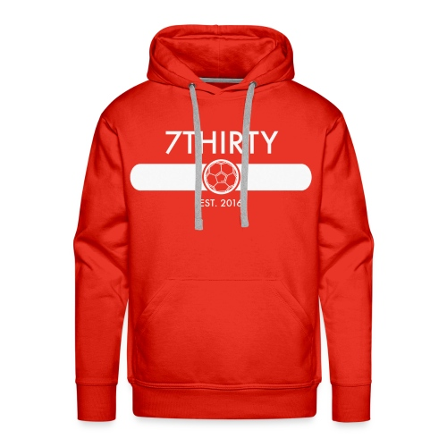 7Thirty Est. 2016 Colour - Men's Premium Hoodie
