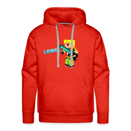 Kämpfender Longi Shirts - Männer Premium Hoodie
