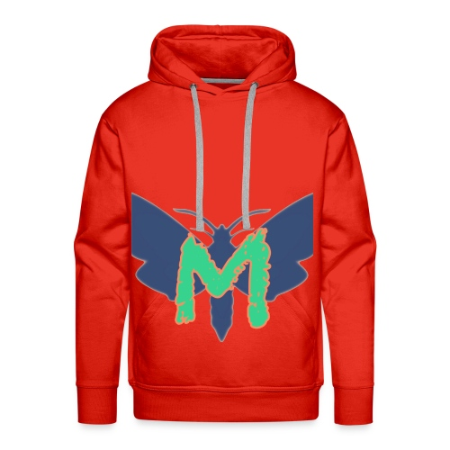Mothy Ultimatum Logo - Men's Premium Hoodie