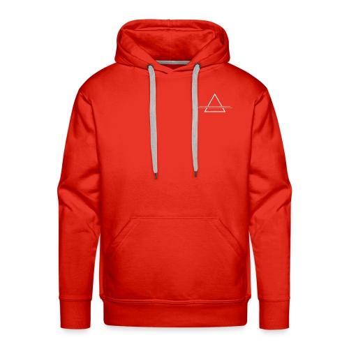 MOUNTAIN TRIANGLE - Mannen Premium hoodie