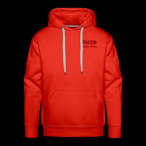 MCOH-Red - Männer Premium Hoodie