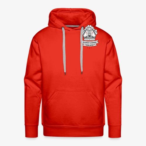 Bloody Bishop Barbershop - Mannen Premium hoodie