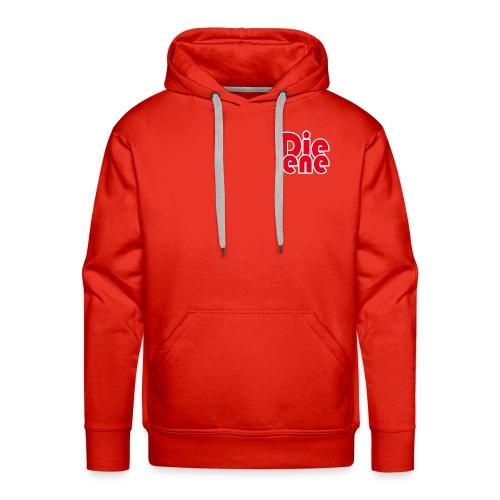 DieEne Merchendise - Mannen Premium hoodie